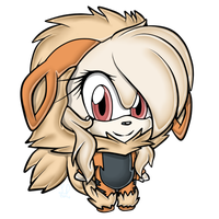 Com: Lotte Chibi by Libra-Dragoness