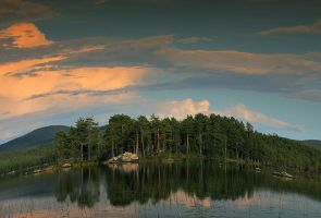 Evening by RobinHedberg