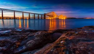 Forth Rail Bridge 04 by fatgordon0