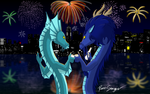 Year of the Water Dragon by Ross-Sanger