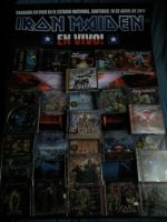 My Iron Maiden Colecction by kaiser-Guille
