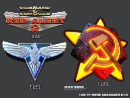 Command Conquer Red Alert2 by 3xhumed