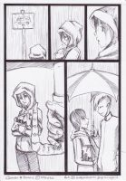 Stand under my umbrella by magmanorn