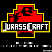 JurassiCraft by Dragonith