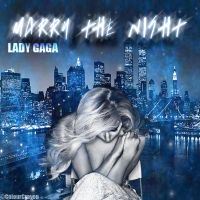 Marry The Night - Lady Gaga by ColourCrayon