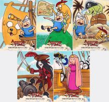 Pirate Adventure Time by AmyClark