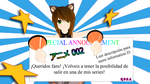  002 Announcement !!  by LoverCathy