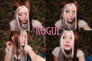 WIP: Legacy Rogue wig by SugarBunnyCosplay