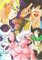 dbz.,.,. by DarkCloud88