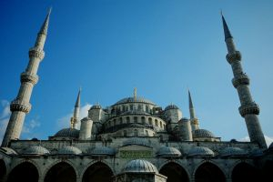 Blue Mosque by Scheich83