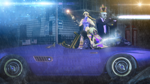Saints Row by MrShlapa