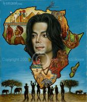 Africa In Me by artistichideaway