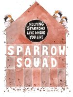 Sparrow Squad I by DeftLeftHand