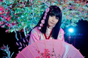 Zashiki Warashi::::::: by Witchiko