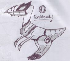 Fasttrack! (COMPLETELY re-designed) by Scottmister