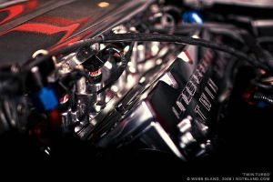 Twin Turbo by notbland