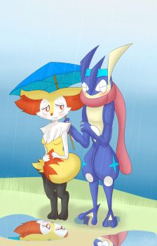 Rainy ~ by HarryPotCher
