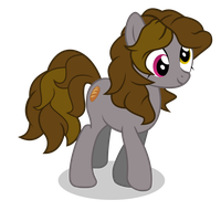 Gift: OC Weirdy by DolphinFox