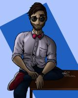 Markiplier likes Bowties by monakaliza