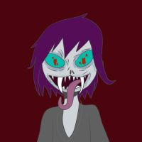 Spirits Scary Face by Ask-Doe