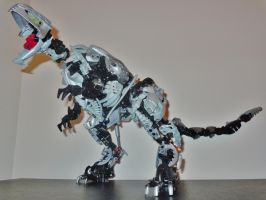 Onslaughtizationsaurus Rex: Return of the Tyrant by CYBERDYNE101