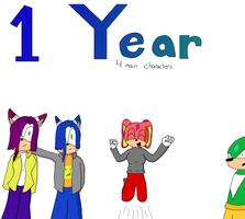1 year by Tallest-Schuler