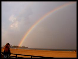 Beach 7: Rainbow Numbah One by St0DaD