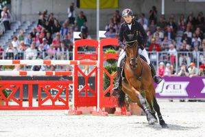 Hale Bob and Klimke CIC4* Show Jumping 2 by LuDa-Stock