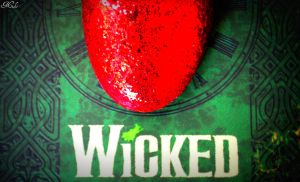 Wicked Ruby Red Slippers 5 by Poet515