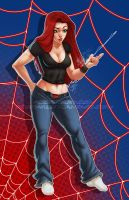 Mary Jane: What the Thwip? by FooRay