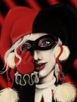 harley face by Angel2489