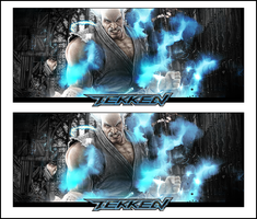 Sign Heihachi Tekken by ROH2X