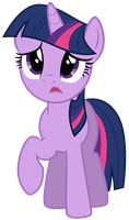 Sad Twilight Sparkle by thatguy1945