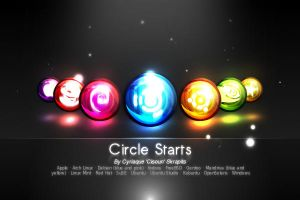 Circle Starts 0.9 by Cisoun