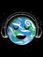 The Whole Planet Loves Music by biotwist