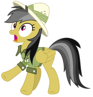Daring Do In: Daring Don't by liamwhite1
