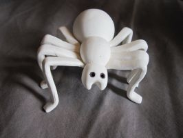 Deidara's Clay Spider by UchihaMorwen