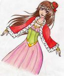 Phylaline the Queen by Seigana