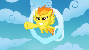Fly high Spitfire by wildberry-poptart