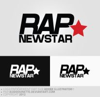 Rap NewStar Logo. by Audidounette