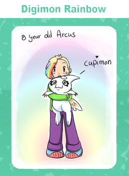DIGIRAINBOW ARCUS by Chibi-C