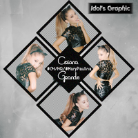 PNG Ariana Grande by Idol's Graphic by IdolsGraphic