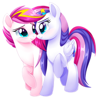 Zowie Stardust x Lullaby Love by Centchi
