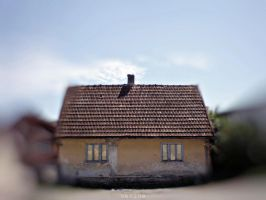 """""""Happy"""" Little House by MarinaCoric"""