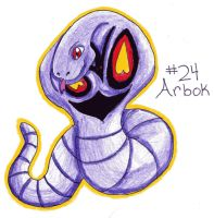 Arbok by Animal-and-anime-lvr