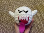 Mario Boo Ghost by Crittercre8r