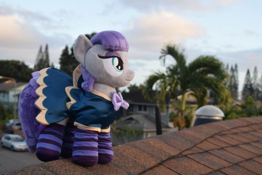 Maud Pie Plush! by hystericalcub