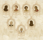 Integra's Family Tree by ErinPtah