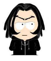 South Park Xaldin by squirrely-chan