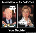 Sanctified Lies vs... by foonman